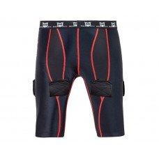 Бандаж-шорты хоккейные MAD GUY PRO Compression Jr подростковые(110)