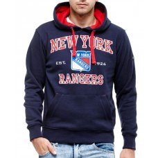 Толстовка ATRIBUTIKA & CLUB NHL New York Rangers 35410(L)