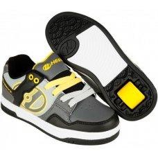 Роликовые кроссовки HEELYS Flow JR подростковые 770609(32)