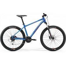 Велосипед MERIDA Big Seven 100 (2020) 15 / глянцево-сине-красный 15 ростовка