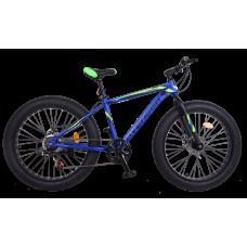 Велосипед AVENGER A262D (2020) 18 / зеленый-черный 18 ростовка