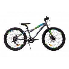 "Велосипед ""STELS Navigator 470 MD 24+ V010 (2020)(неоновый-лайм)"