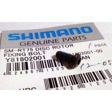 Болт для крепления торм.диска SHIMANO SM-RT75
