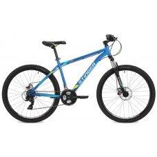 """Велосипед STINGER Aragon 27,5"""" (2018) 16 / синий 16 ростовка"""