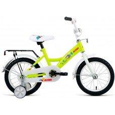 """Велосипед ALTAIR Kids 14"""" (2019)(желтый)"""