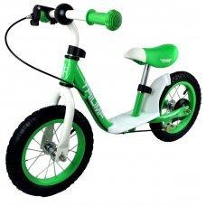 Беговел TRIUMF Active WB-21отличный выбор для первого спутника на дорогах Вашему ребёнку. Удобное анатомическое сиденье, руль, надежные резиновые грипсы с защитой ладошек от травм и ручной тормоз как у настоящего велосипеда. Сиденье и руль легко регулирую