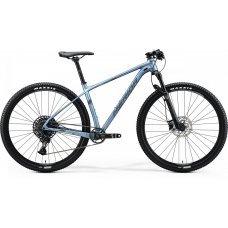 Велосипед MERIDA Big Nine Limited-Al (2020) 17 / сине-серебристо-синий 17 ростовка