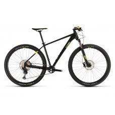 Велосипед CUBE Reaction Pro 27.5 (2020) 16 / черно-желтый 16 ростовка