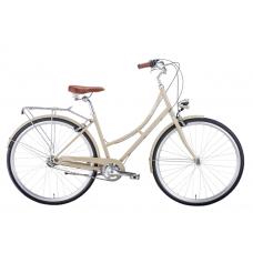 Велосипед BEAR BIKE Algeria (2019) 45 / кремовый 45 ростовка