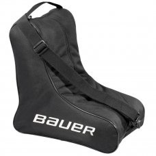 Сумка для коньков BAUER SR мужская(SR / черный/S)