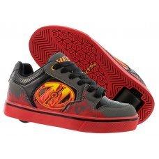 Роликовые кроссовки HEELYS Motion Plus JR подростковые 770815(32)