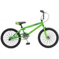 """Велосипед STINGER BMX Shift 20"""" (2019) - модель любительского уровня без переключения передач. Рама из высокопрочной стали, жесткая вилка, усиленные обода с двойными стенками, надежные ободные тормоза Power UBR-20S U-brake клещевого типа. STINGER BMX"""