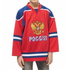 Реплика хок.свитера ATRIBUTIKA & CLUB Россия 720150(34 / красный/34)