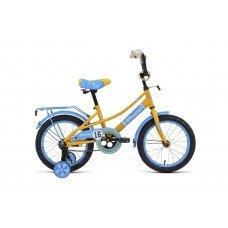 Forward Azure 20 — велосипед для детей от 4 до 9 лет, которые только учатся кататься. Необычный дизайн рамы. Наличие поддерживающих колес позволит освоить велосипед в считанные часы. После того, как юный райдер научится держать равновесие, их можно снять