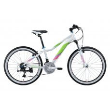 """Велосипед WELT Edelweiss 24"""" (2020)(матово-розовый-фиолетовый)"""