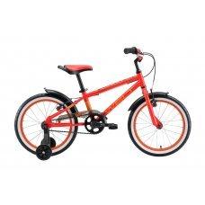 """Велосипед WELT Dingo 18"""" (2020)(красный-желтый)"""