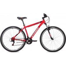"""Велосипед STINGER Caiman 27,5"""" (2020) 20 / красный 20 ростовка"""