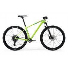 Велосипед MERIDA Big Nine 4000 (2020) 15 / зелено-черно-зеленый 15 ростовка