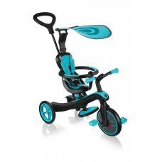 Велосипед GLOBBER Trike Explorer (4 in 1)(голубой)