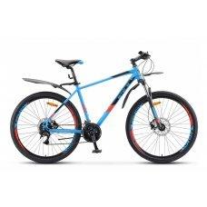 Stels Navigator 745 D 27.5 V010 2020 - горный велосипед. Модель отлично подходит для езды по пересеченной местности так и для езды по городским улицам и паркам.