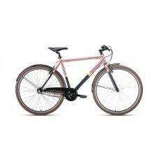 Forward Rockford 28 — для комфортной езды по городу. Идеально подойдет для прогулок или поездок до работы. Планетарная втулка обеспечивает максимальный комфорт от езды на велосипеде со скоростями, надёжность, минимальные временные затраты на обслуживание.