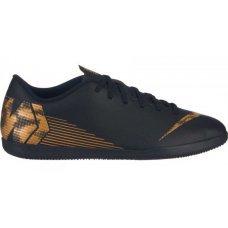 Кроссовки Nike АН7385 VaporX 12 Club для игры в зале и на поле. Синтетический верх облегает стопу для плотной посадки. Текстурированная поверхность гарантирует точное касание мяча на высокой скорости. Не оставляющая следов резиновая подметка создает отлич