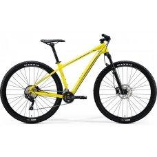 Велосипед MERIDA Big Nine 500 (2020) 17 / титаново-серебристо-черный 17 ростовка
