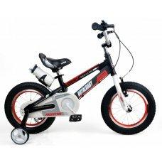 "Велосипед ROYALBABY Freestyle Space №1 18"" (2020)(красный)"