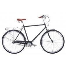 Велосипед BEAR BIKE London (2019) 54 / черный 54 ростовка