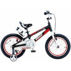 "Велосипед ROYALBABY Freestyle Space №1 12"" (2020)(черный)"