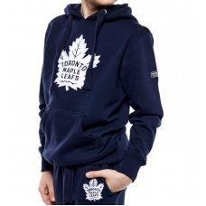 Толстовка ATRIBUTIKA & CLUB NHL Toronto Maple Leafs 35670 JR подростковая(128)