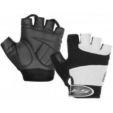 Велосипедные перчатки STELS CG-1074(L / серо-черный/L)