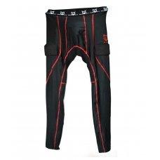 Бандаж-штаны хоккейные MAD GUY PRO Compression SR взрослые(S)