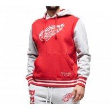Толстовка ATRIBUTIKA & CLUB NHL Detroit Red Wings 35800(M / красно-серый/M)