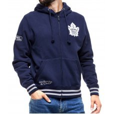 Толстовка ATRIBUTIKA & CLUB NHL Maple Leafs 35840(M / синий/M)