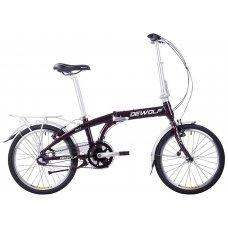 Велосипед DEWOLF Micro 3 (2016)(коричневый)