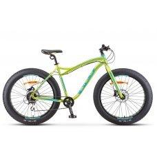 Велосипед STELS Aggressor D V010 (2020) 18 / салатовый 18 ростовка