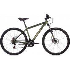 """Велосипед STINGER Caiman D 29"""" (2020) 18 / черный 18 ростовка"""