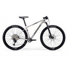 Велосипед MERIDA Big Nine 5000 (2020) 17 / титаново-черный 17 ростовка