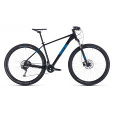 Велосипед CUBE Attention SL 29 (2020) 17 / оранжево-черный 17 ростовка