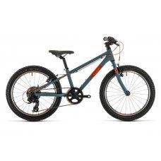 Велосипед CUBE Acid 200 (2020)(серо-красно-синий)