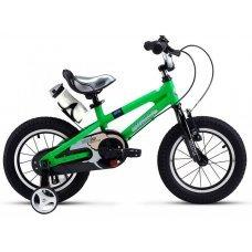 "Велосипед ROYALBABY Freestyle Alloy 12"" (2020)(зеленый)"