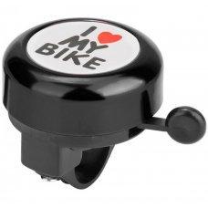 "Звонок STELS 45AE-05 ""I love my bike"""