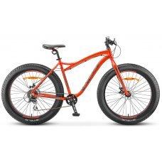 Велосипед STELS Aggressor MD V010 (2019) 18 / красный-серый 18 ростовка