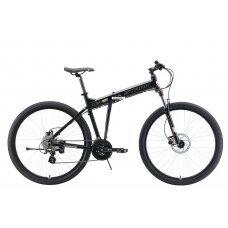 Велосипед STARK Cobra 29.3 HD (2019) 18 / черный-серый 18 ростовка
