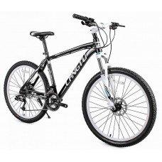 Велосипед LANGTU MK300 (2018) 19 / черный-серебристый 19 ростовка