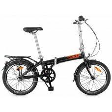 """Складной велосипед LANGTU KF 3.1 20"""" (2019) оснащен планетарной втулкой на 3 скорости. Рама из алюминиевого сплава, складной механизм позволяет перевозить велосипед как в багажнике автомобиля, так и в общественном транспорте, размер в сложенном состо"""