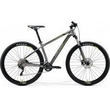 Велосипед MERIDA Big Nine 300 (2020) 14,5 / антрацитово-зелено-черный 14,5 ростовка