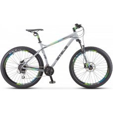 "Велосипед STELS Adrenalin D 27,5"" V010 (2020) 18 / серый 18 ростовка"