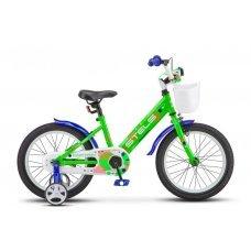 "Велосипед STELS Captain 16"" V010 (2020)(синий)"